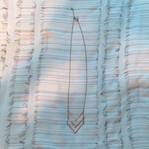 ✨ Long AEO Rose Gold Necklace!